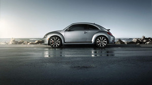 You Have Unbounded Confidence in Your Manliness, as Does the All-New Volkswagen Beetle