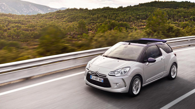 The Citroën DS3 Cabrio Is Funky And French