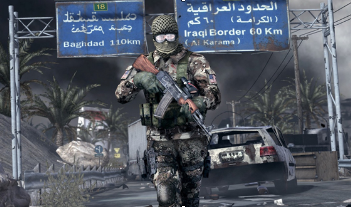 Shooters Need To Get Better At Depicting Arabs Kotaku
