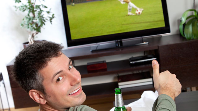 Three Hours of TV a Day Cuts Sperm Count in Half