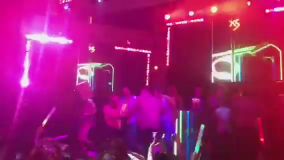 Here's More Footage Of Rob Gronkowski Dancing Shirtless In Vega…