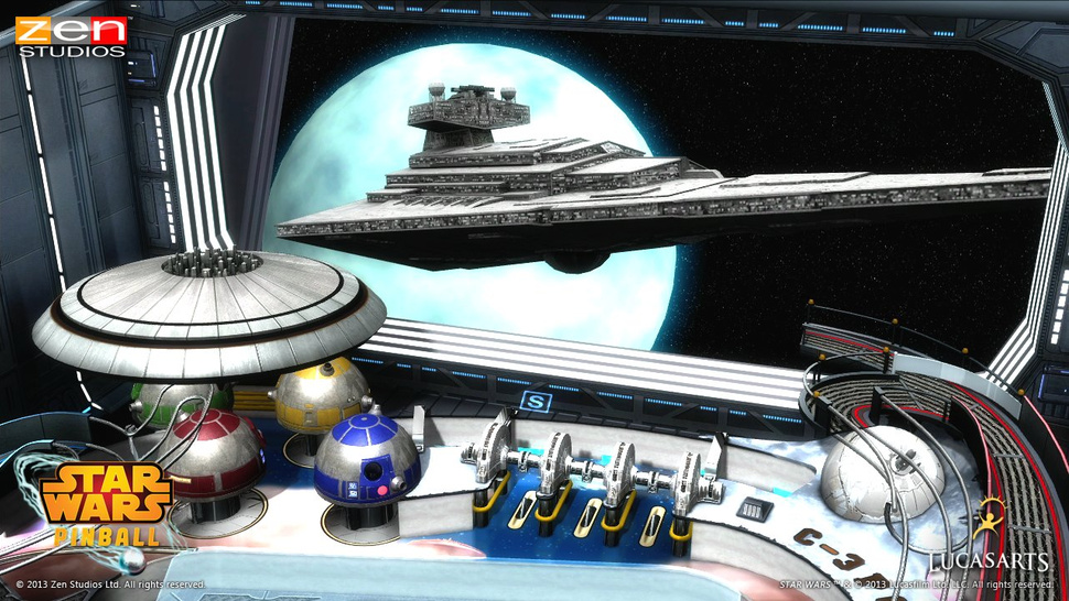 <em>Star Wars Pinball</em> Launches Next Week on Five Different Platforms