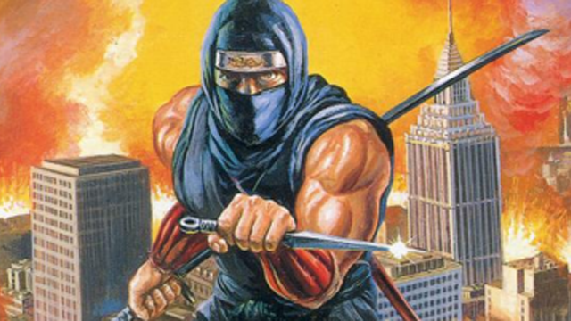 The Most Badass Classic Ninja Games