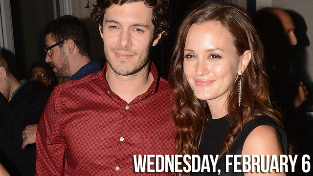 Click here to read Leighton Meester and Adam Brody in Love: Life Imitates WB Fanfic