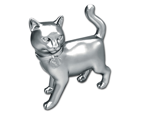 Monopoly's Iron Token Is Dead, Long Live the Cat