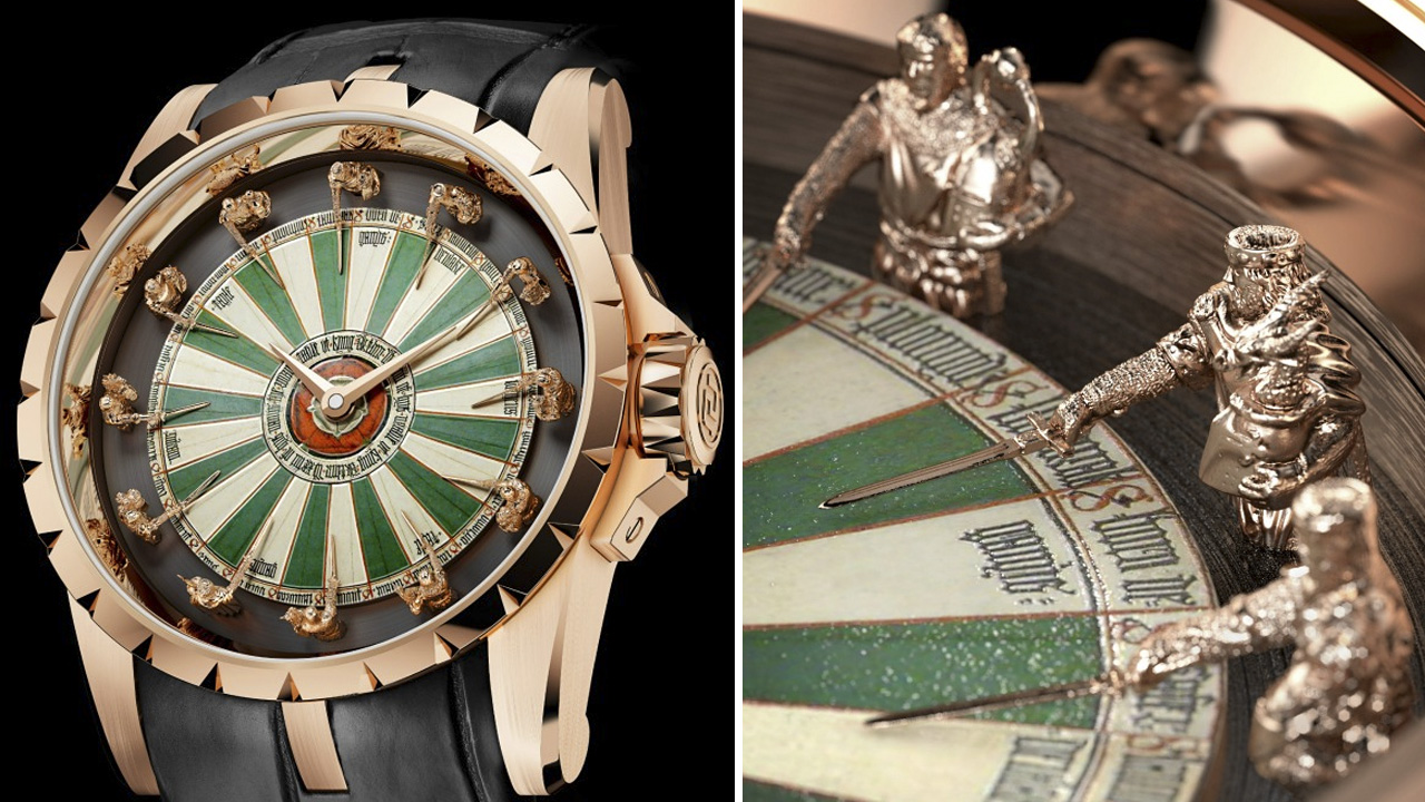 Behold the knights of the round table watch gizmodo for 12 knights of the round table characters
