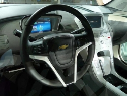 Chevy Volt: Five Key Interior Features