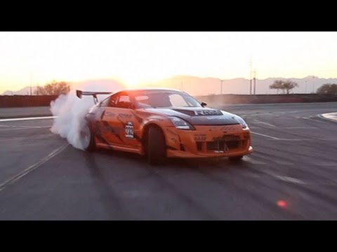 Click here to read Why Are Formula Drift Cars Powered By The Wrong Engines?