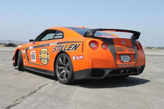 STILLEN R35 GT-R Rally Prepped
