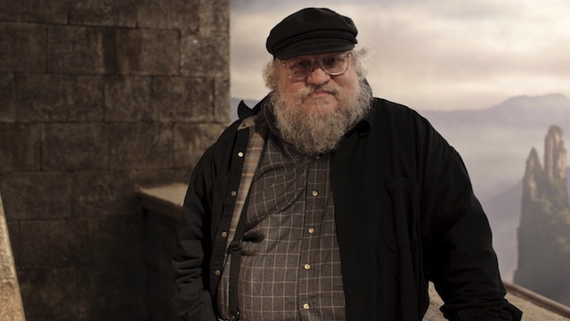 HBO hires George R.R. Martin to make all the shows