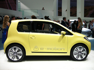 Volkswagen E-Up: Live Photos