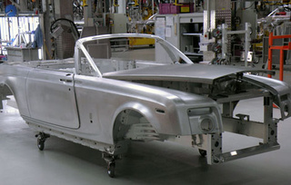 Ultimate Factories Visits Rolls Royce