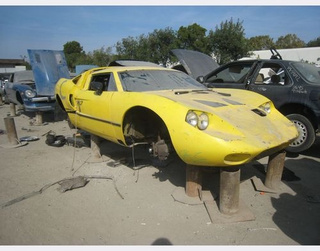 Fiberfab Avenger GT-15 Down On The Junkyard