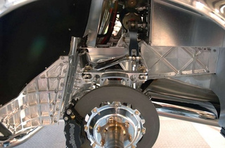 Kirkham Motorsports Billet Cobra Suspension