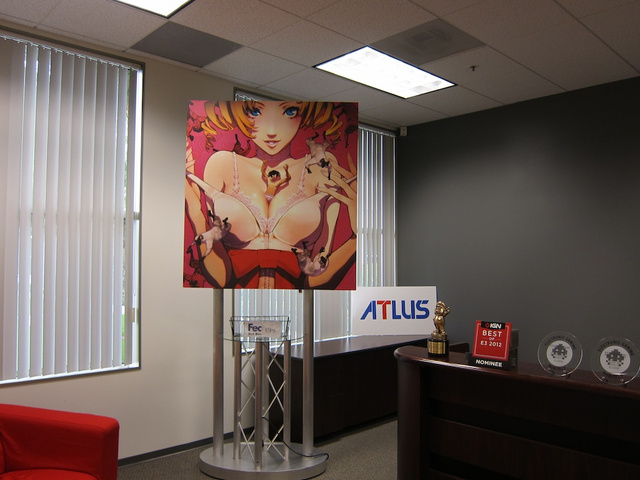 Demons, High Schools, And Sex: Just Another Day At Atlus Games