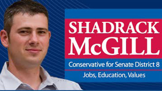 What Is a 'Shadrack McGill' and Why Is He Comparing Abortion to 'Destroying an Eagle Egg'?