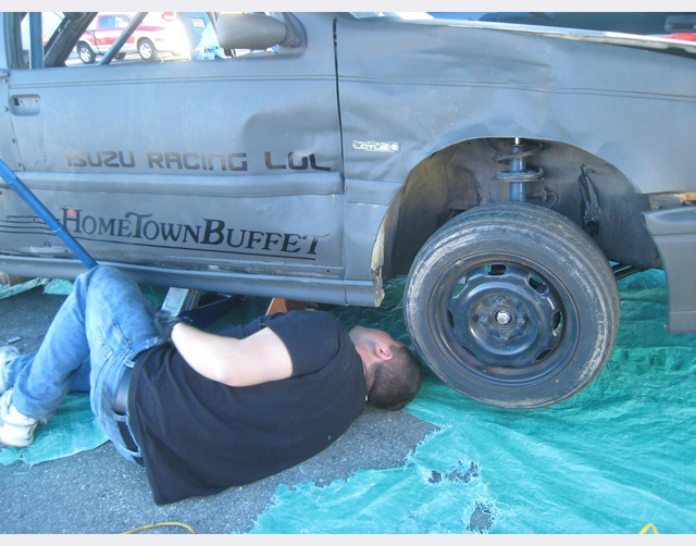 Heroic Fixes Of The 2009 Arse Freeze-A-Palooza
