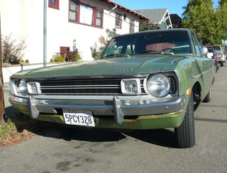 1972 Dodge Dart Down On The Alameda Street