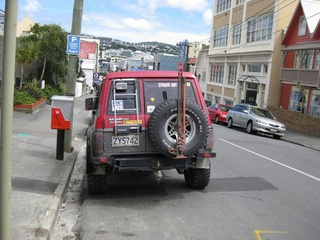 Interesting Machinery Down On The Australian And New Zealand Streets