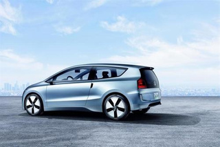 VW UP! Lite Concept Gallery