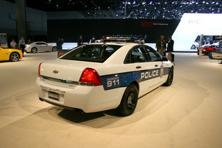 Chevy Caprice PPV