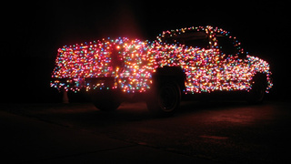 The Christmas Truck: Live Photos