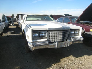 Cadillac Eldorado Biarritz Down On The Junkyard