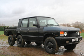 6-Wheel Range Rover