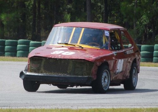 The Saabs of the 24 Hours of LeMons