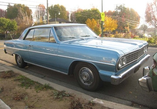 1964 Chevrolet Chevelle Malibu Down On The Alameda Street