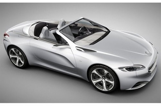 Peugeot SR1 Roadster: Concept Photos