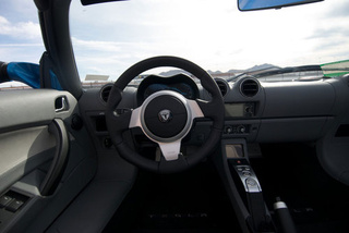 Tesla Roadster Sport: Drive Photos