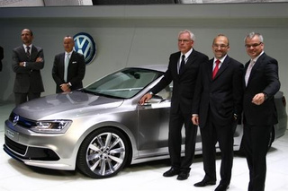 VW New Compact Coupe: Detroit Auto Show Pictures