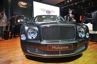 Gallery: 2010 Bentley Mulsanne