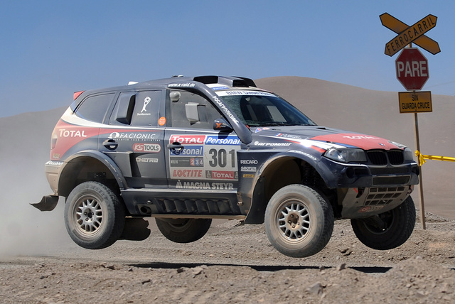 Gallery: 2010 Dakar Rally