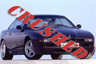 What Happened To Crushed Cash For Clunkers Exotics