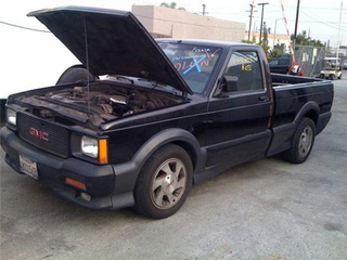 GMC Syclone: Clunker Photos