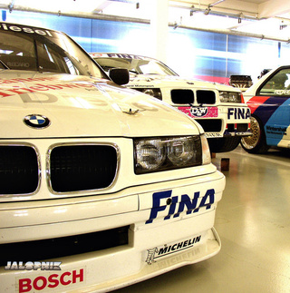 Gallery: A Peek Inside BMW's Secret Motorsport Warehouse
