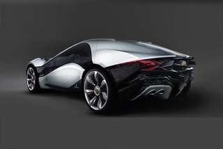Alfa Romeo Pandion Sports Car Concept