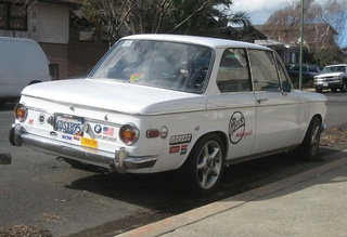 1971 BMW 2002 Down On The Alameda Street
