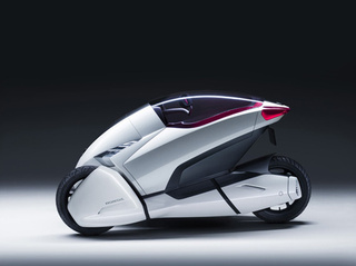 Honda 3R-C Concept: First Photos