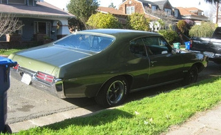 1969 Pontiac GTO Down On The Alameda Street