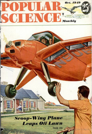 Gallery: The Flying Cars of Popular Science