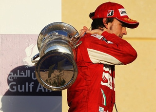 Pictures from the 2010 Bahrein Grand Prix