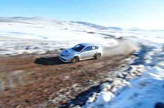 Gallery: Subaru Ice Driving In Mud, Utah