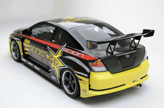 Gallery: Tanner Foust's Mulholland Scion TC