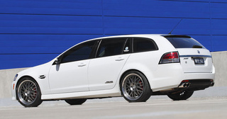 Walkinshaw Performance Holden SS-V Superwagon