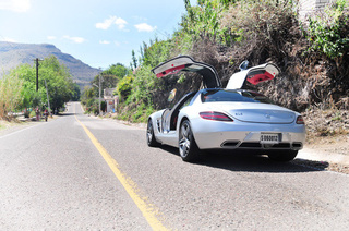 Gallery: Mercedes-Benz SLS La Carrera: Road to Oaxaca