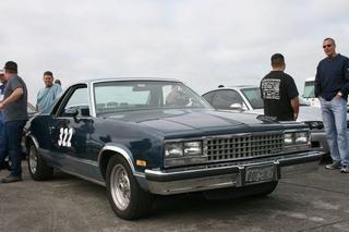 2010 Spring Texas Mile: High-Speed Test Photos