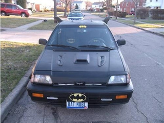 Quickly Robin, to the Bat Civic!